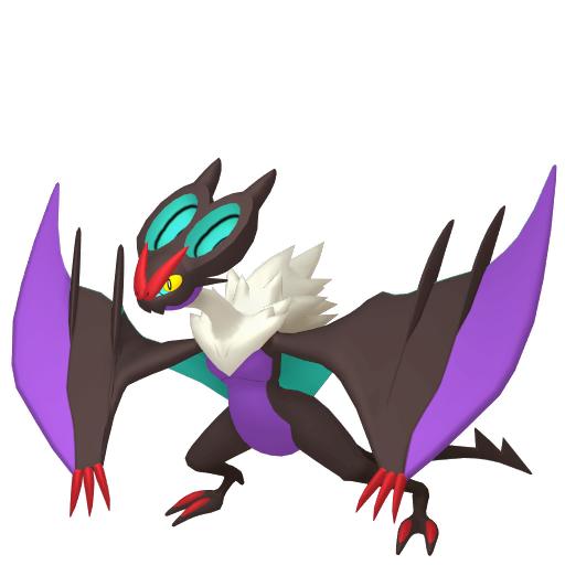 Modèle de Bruyverne - Pokémon GO
