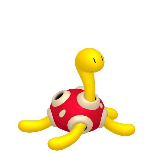 Modèle de Caratroc - Pokémon GO