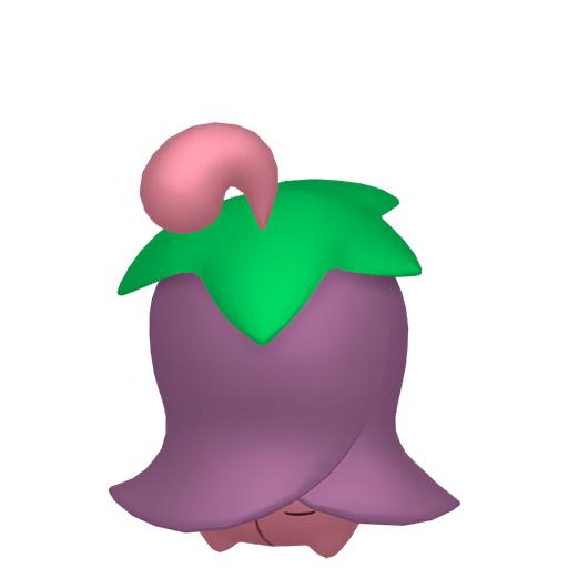 Modèle de Ceriflor - Pokémon GO