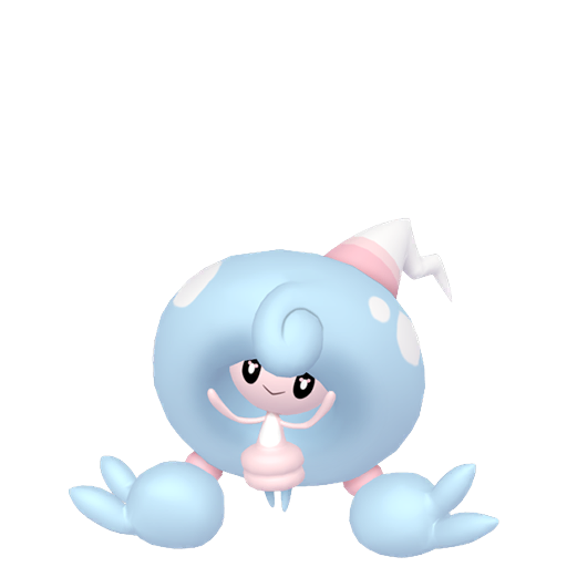 Modèle de Chapotus - Pokémon GO