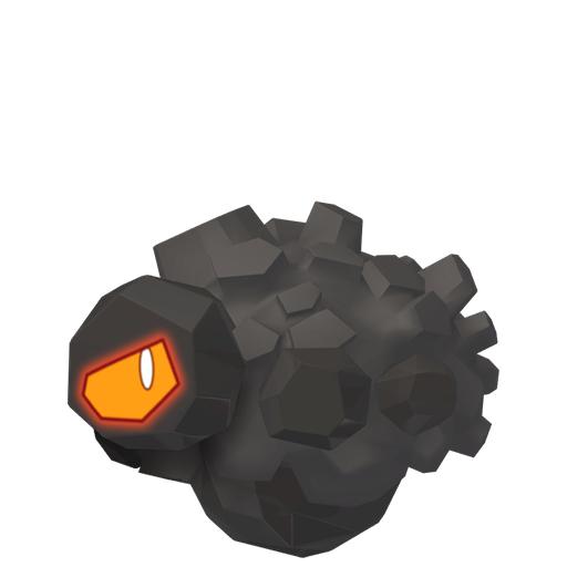 Modèle de Charbi - Pokémon GO