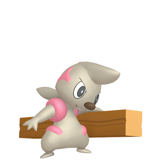 Modèle de Charpenti - Pokémon GO