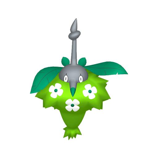 Modèle de Cheniselle - Pokémon GO