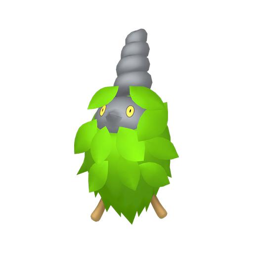 Modèle de Cheniti - Pokémon GO