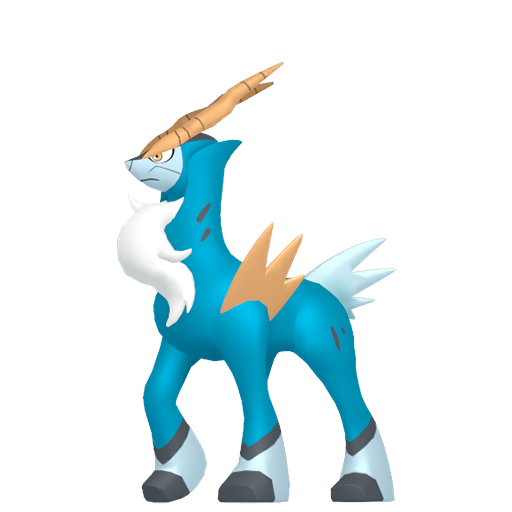 Modèle de Cobaltium - Pokémon GO