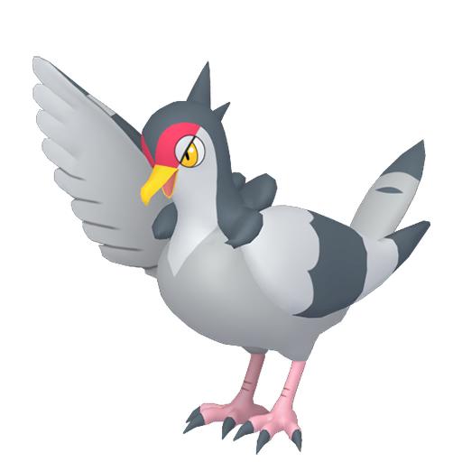 Modèle de Colombeau - Pokémon GO