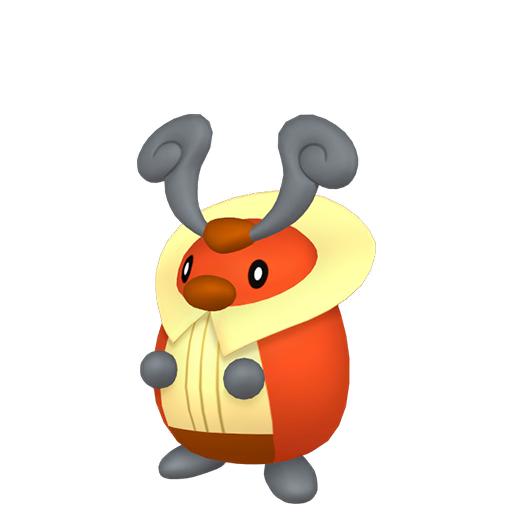 Modèle de Crikzik - Pokémon GO