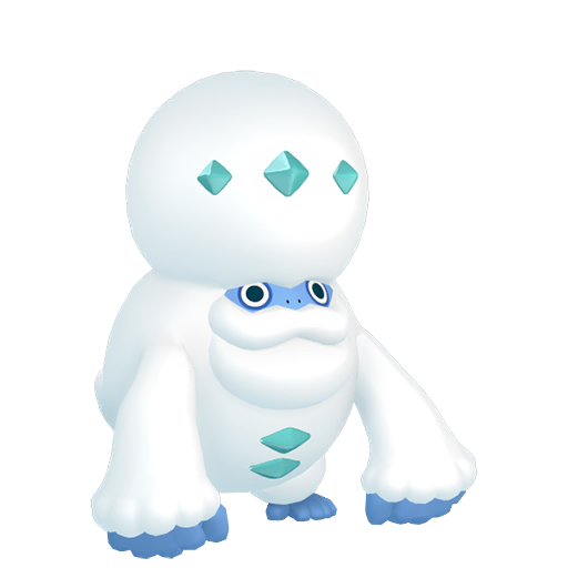Modèle de Darumacho de Galar - Pokémon GO
