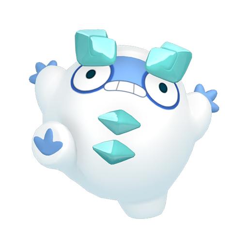 Modèle de Darumarond de Galar - Pokémon GO