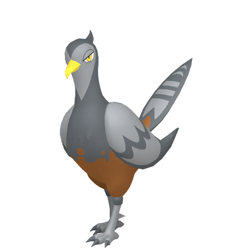 Modèle de Déflaisan - Pokémon GO