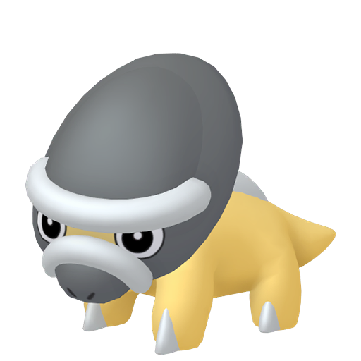 Modèle de Dinoclier - Pokémon GO