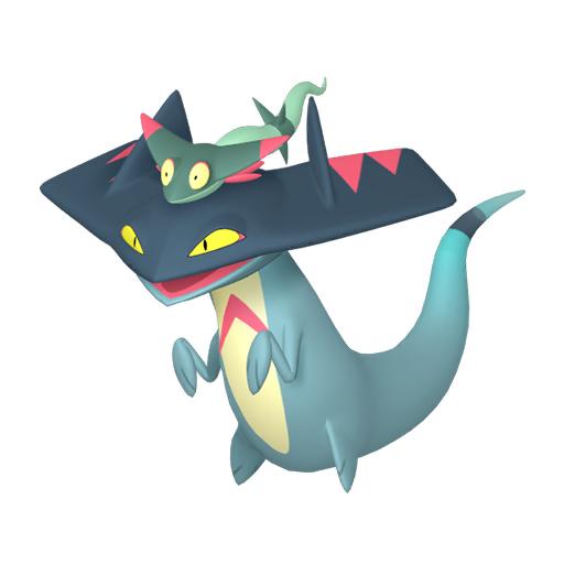 Modèle de Dispareptil - Pokémon GO