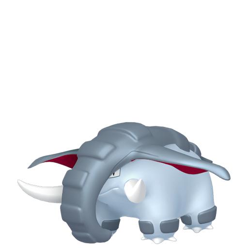 Modèle de Donphan - Pokémon GO