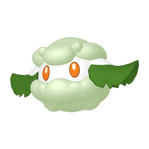 Modèle de Doudouvet - Pokémon GO
