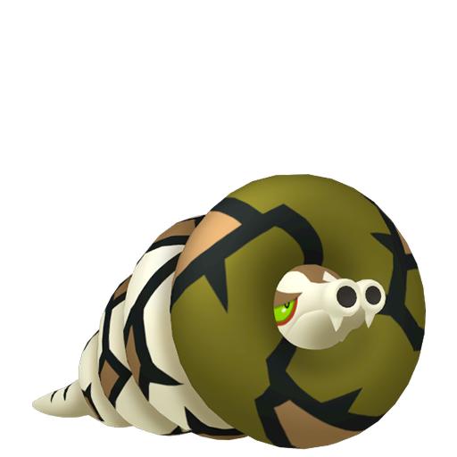 Modèle de Dunaconda - Pokémon GO