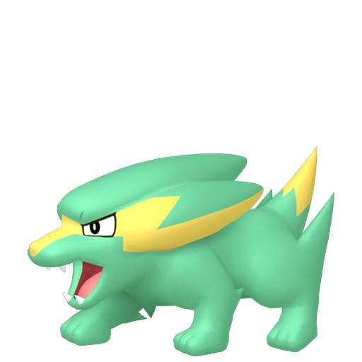Modèle de Dynavolt - Pokémon GO