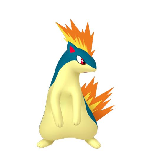 Modèle de Feurisson - Pokémon GO