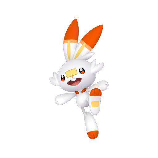 Modèle de Flambino - Pokémon GO