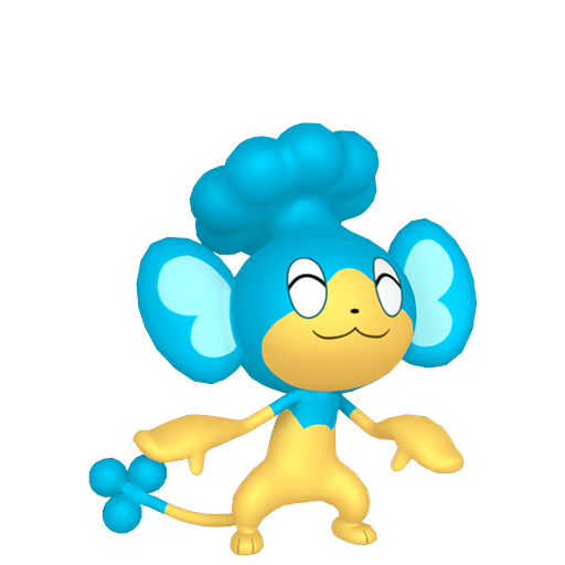 Modèle de Flotajou - Pokémon GO