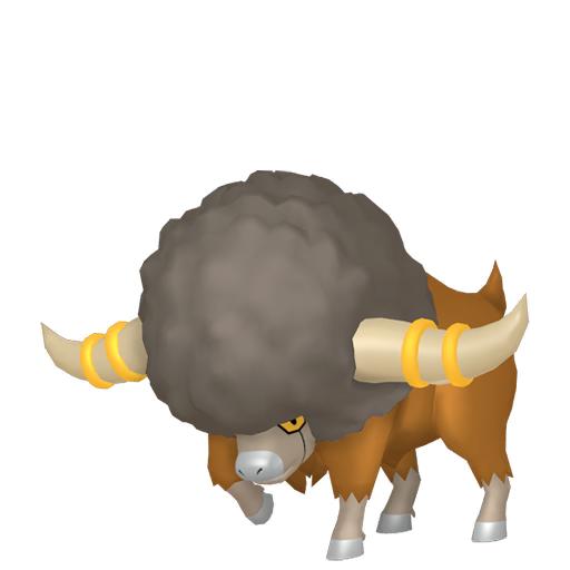 Modèle de Frison - Pokémon GO