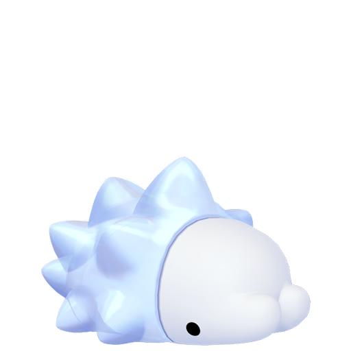 Modèle de Frissonille - Pokémon GO