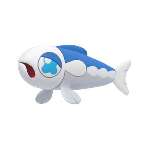 Modèle de Froussardine - Pokémon GO