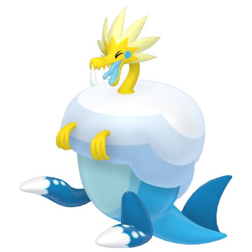 Modèle de Galvagla - Pokémon GO