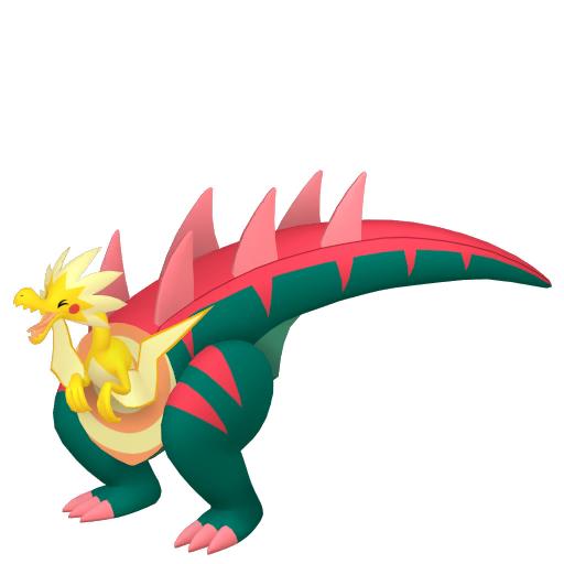 Modèle de Galvagon - Pokémon GO