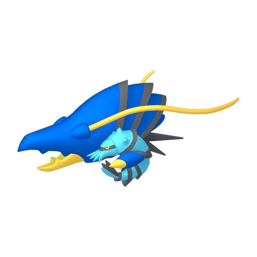 Modèle de Gamblast - Pokémon GO