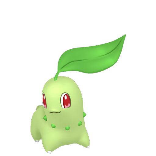 Modèle de Germignon - Pokémon GO