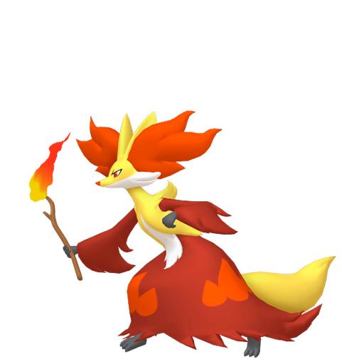 Modèle de Goupelin - Pokémon GO