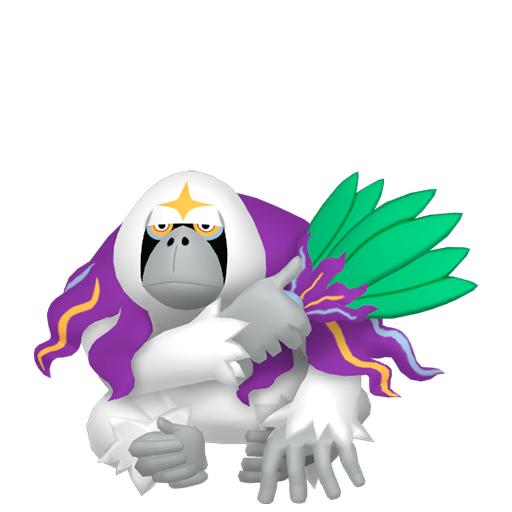 Modèle de Gouroutan - Pokémon GO