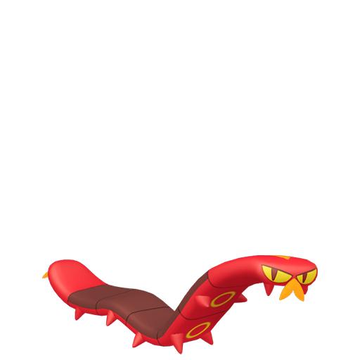Modèle de Grillepattes - Pokémon GO