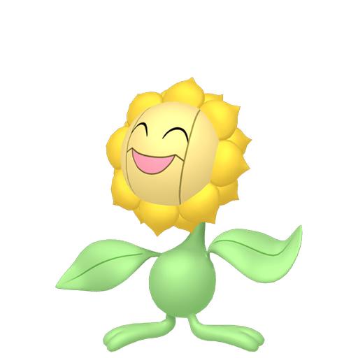 Modèle de Héliatronc - Pokémon GO