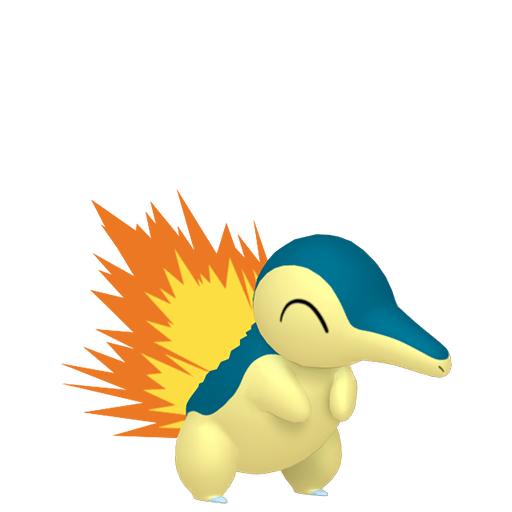 Modèle de Héricendre - Pokémon GO