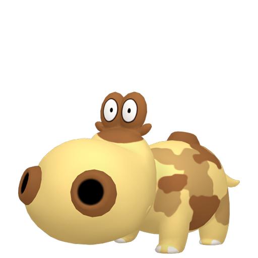 Artwork de Hippopotas