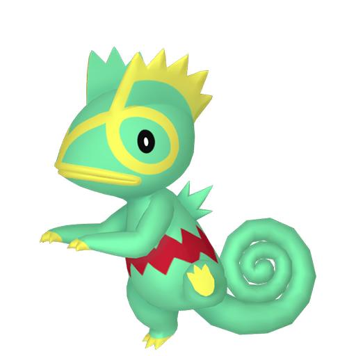 Modèle de Kecleon - Pokémon GO