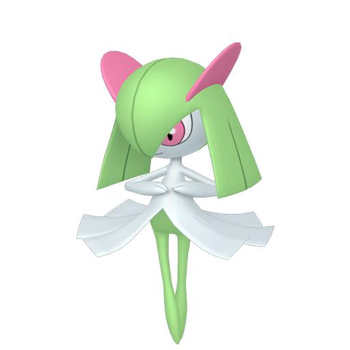 Modèle de Kirlia - Pokémon GO