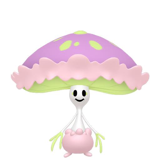Modèle de Lampignon - Pokémon GO