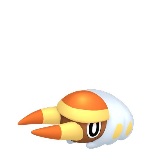 Modèle de Larvibule - Pokémon GO