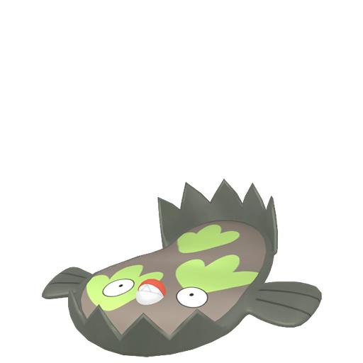 Modèle de Limonde de Galar - Pokémon GO