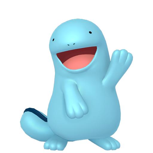 Modèle de Maraiste - Pokémon GO
