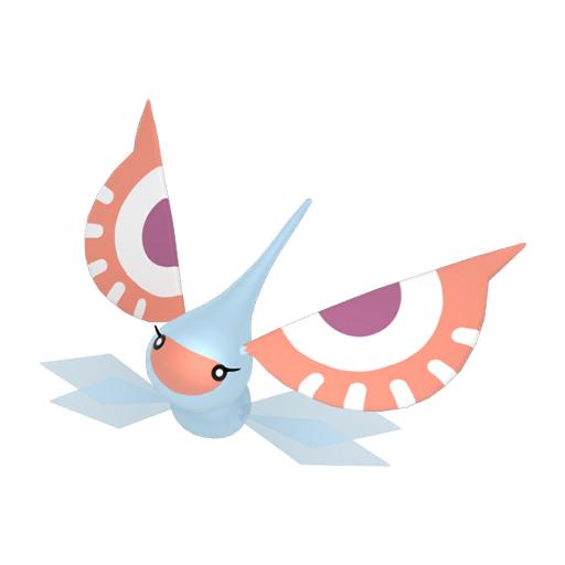 Modèle de Maskadra - Pokémon GO