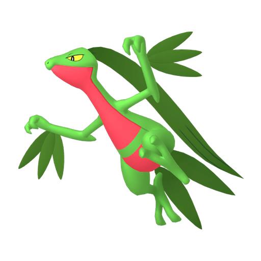 Modèle de Massko - Pokémon GO