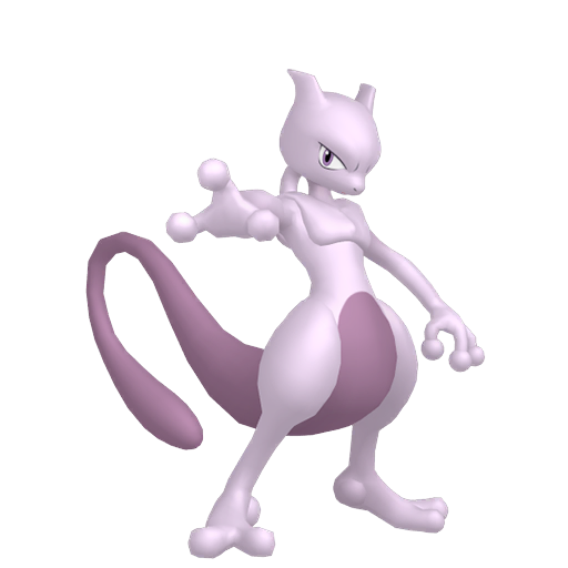 Artwork de Mewtwo