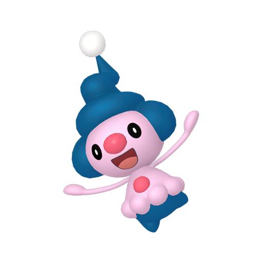 Modèle de Mime Jr. - Pokémon GO