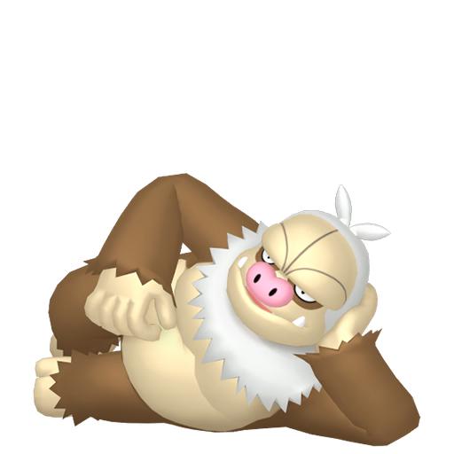 Modèle de Monaflèmit - Pokémon GO