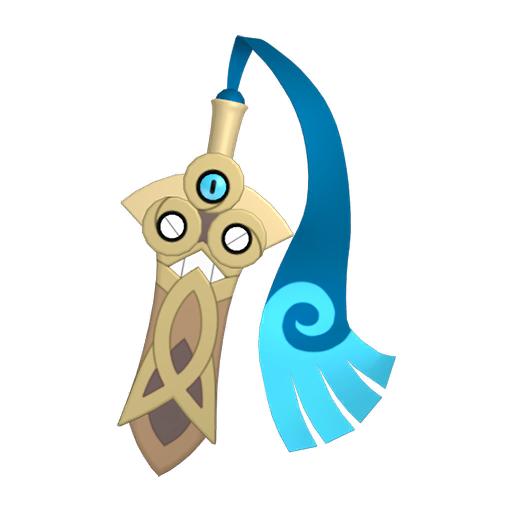 Modèle de Monorpale - Pokémon GO