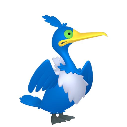 Modèle de Nigosier - Pokémon GO