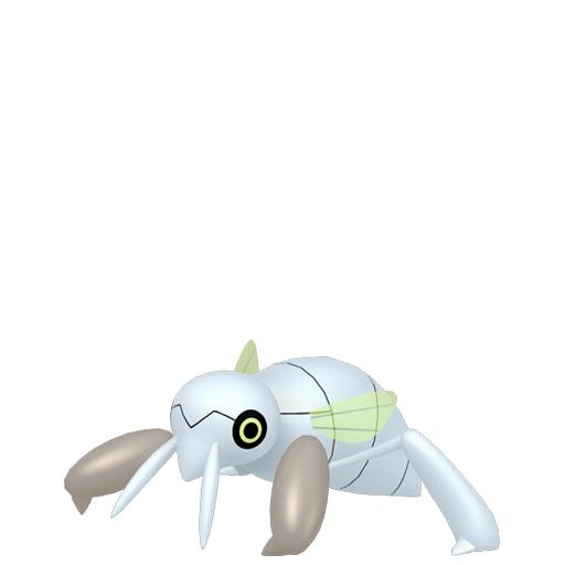Modèle de Ningale - Pokémon GO